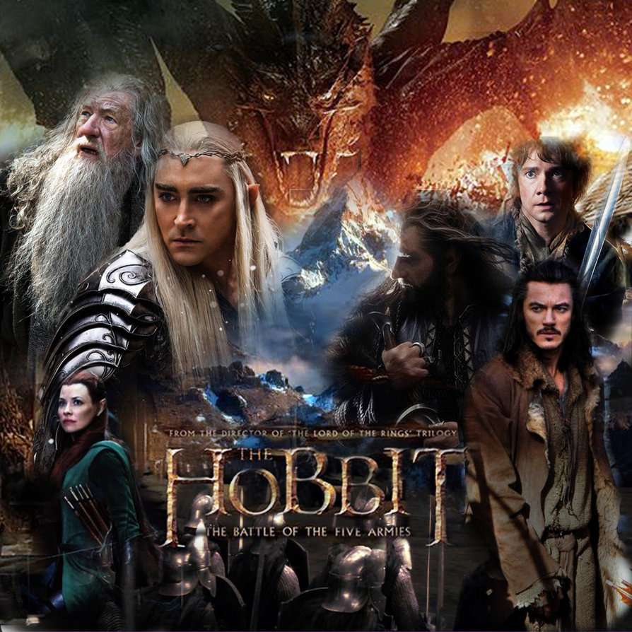 The Hobbit Battle Of The Five Armies Review