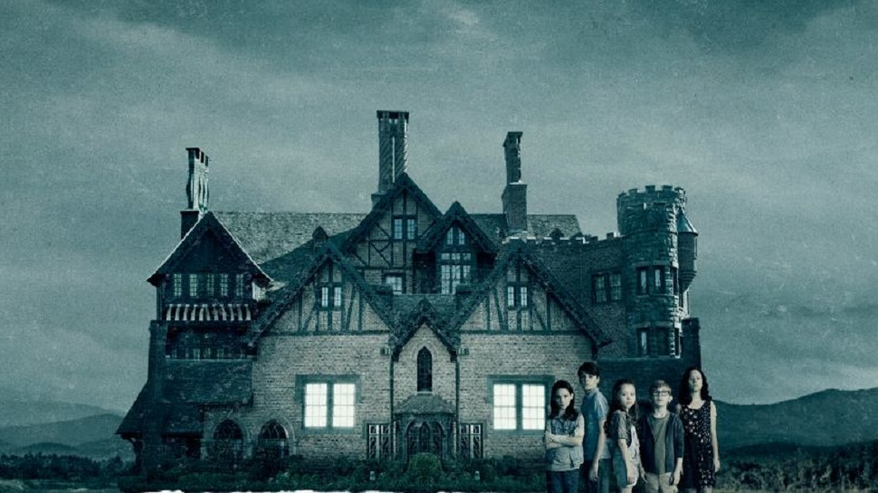 Netflixs The Haunting Of Hill House Vinyl Soundtrack Promo Image Poster